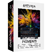 ARTURIA PIGMENTS-BOX SYNTHETISEUR LOGICIEL PIGMENTS
