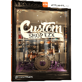 TOONTRACK CUSTOMSHOPEZX ROCK & HARD ROCK CUSTOM SHOP EZX