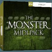 TOONTRACK TT127 DIVERS THE MONSTER MIDI PACK 1