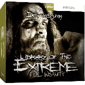 TOONTRACK TT190 METAL LIBRARY OF THE EXTREME 3 MIDI