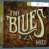 TOONTRACK TT200 BLUES SOUL & ROOTS THE BLUES MIDI