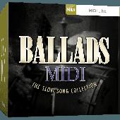 TOONTRACKTT237 DIVERS BALLADS MIDI