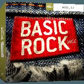 TOONTRACK TT242 ROCK BASIC ROCK MIDI