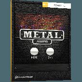 TOONTRACK TT276 GUITARE & BASSE METAL AMPS