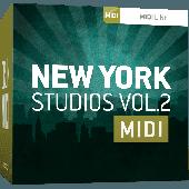 TOONTRACK TT283 DIVERS NEW YORK STUDIOS VOLUME 2 MIDI