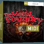 TOONTRACK TT284 METAL THE METAL FOUNDRY MIDI