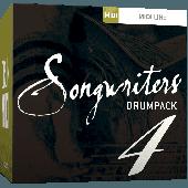 TOONTRACK TT292 DIVERS SONGWRITERS DRUM PACK 4 MIDI