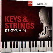 TOONTRACK TT297 KEYS & STRINGS MIDI