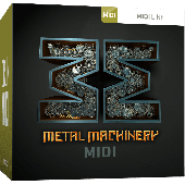 TOONTRACK TT305 METAL MACHINERY MIDI