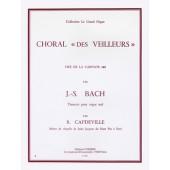 BACH J.S. CHORAL DES VEILLEURS ORGUE