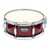 "PEARL CAISSE CLAIRE DMP1455SC-261 14x5.5"" GLOSS DEEP RED BURST"
