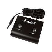 FOOTSWITCH MARSHALL 2 VOIES CHANNEL/REVERB PEDL10009