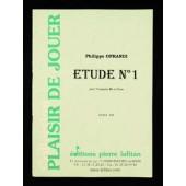 OPRANDI P. ETUDE N°1 TROMPETTE