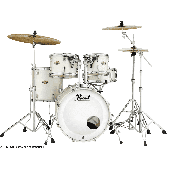 "PEARL DECADE MAPLE DMP984C-229 JAZZ 18"" 4 FUTS WHITE SATIN PEARL"