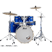"PEARL EXX705NBR-717 EXPORT LACQUER FUSION 20"" 5 FUTS HIGH VOLTAGE BLUE"