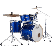 "PEARL EXPORT STANDARD22"" 5 FUTS- HIGH VOLTAGE BLUE EXX725BRC-717"