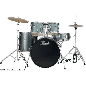 "PEARL ROADSHOW RS525SCC-706 ROCK 22"" 5 FUTS CHARCOAL METALLIC"