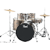 PEARL ROADSHOW ROCK 22 5FUTS BRONZE METALLIC