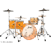 PEARL CRYSTAL BEAT - TANGERINE GLASS CRB524FPC-732