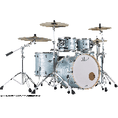 """PEARL MASTER MCT904XEPC-414 FUSION 20"""" 4 FUTS BLUE OYSTER"""