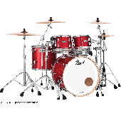 PEARL MASTER MAPLE - INFERNO RED SPARKLE MCT943XEPC-319