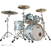 """PEARL MASTER MAPLE RESERVE MRV904XEPC-414 FUSION 20"""" 4 FUTS ICE BLUE OYSTER"""