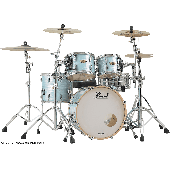 "PEARL MASTER MCT924XEPC-414 ROCK 22"" 4 FUTS ICE BLUE OYSTER"