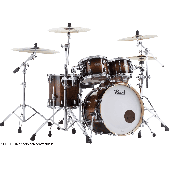 "PEARL STS904XPC-314 SESSION STUDIO SELECT FUSION 20"" 4 FUTS GLOSS BARNWOOD BROWN"