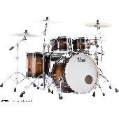 "PEARL STS924XSPC-314 SESSION STUDIO SELECT ROCK 22"" 4 FUTS GLOSS BARNWOOD BROWN"