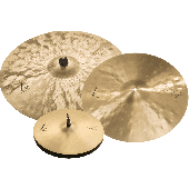 "SABIAN 15005XLN SET HARMONIQUE LEGACY 15""-19""-22"""