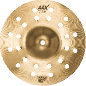"SABIAN AAX SPLASH 10"" AERO BRILLANTE"