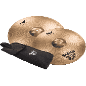 "SABIAN 45006X1 CRASH B8X PACK THIN 16"" & 18"" + HOUSSE BAGUETTES"
