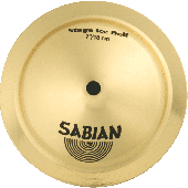 """SABIAN 507B ICE BELL 7"""" STAGE"""