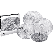 SABIAN SET HARMONIQUE 14 16 18 20 - QTPC504