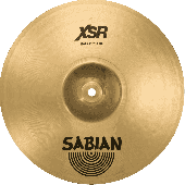 """SABIAN  XSR1302B HI-HAT XSR 13"""""""