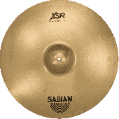 """SABIAN XSR2021B FRAPPEES XSR 20"""" CONCERT BAND"""