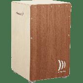 CAJON SCHLAGWERK 2 IN ONE CP423 TREASURE BOX ACAJOU