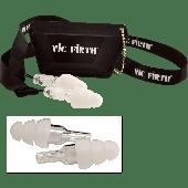 VIC FIRTH PLUG PAIRE HAUTE-FIDELITE  L
