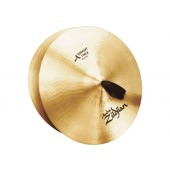 "ZILDJIAN A CYMBALES FRAPPEES 18"" CONCERT STAGE - LA PAIRE"