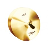 "ZILDJIAN A CYMBALES FRAPPEES 20"" SYMPHONIC GERMANIC TONE - LA PAIRE"
