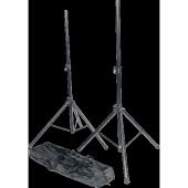 RTX STAND ENCEINTE SS01-PACK METAL NOIR