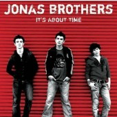 JONAS BROTHERS IT'S ABOUT TIME PVG