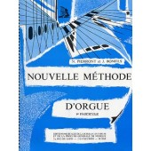 PIERRONT N./BONFILS J. NOUVELLE METHODE D' ORGUE VOL 1
