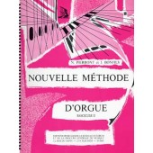 PIERRONT N./BONFILS J. NOUVELLE METHODE D' ORGUE VOL 2