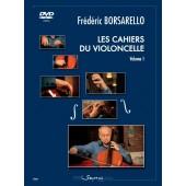 BORSARELLO F.  LES CAHIERS VIOLONCELLE VOL 1