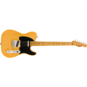 SQUIER CLASSIC VIBE '50S TELECASTER BUTTERSCOTCH BLONDE MAPLE.