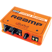 BOITE DE DIRECT RADIAL REAMP D'EFFETS GUITARE EXTC-SA