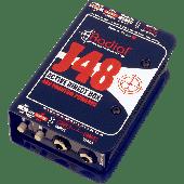 BOITE DE DIRECT RADIAL DI ACTIVE J48