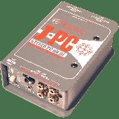 BOITE DE DIRECT RADIAL DI stereo pour ordinateur JPC