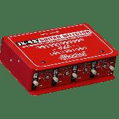 BOITE DE DIRECT RADIAL SWITCH 4 GUITARE 2 AMPLI JX42